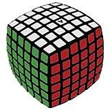 V-Cube 6 Black Multicolor Cube (Pillowed...