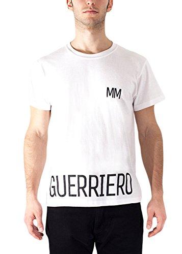Marco Mengoni T-Shirt Guerriero Maglietta da Uomo