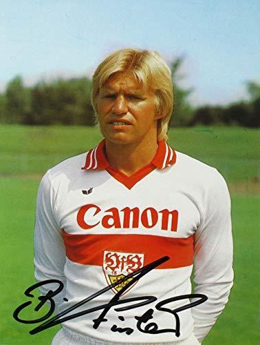 AK Bernd Förster (VfB Stuttgart)