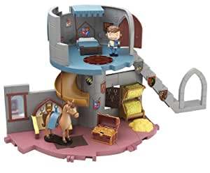 Mike le chevalier deluxe glendragon playset le ch teau - Chateau de mike le chevalier ...