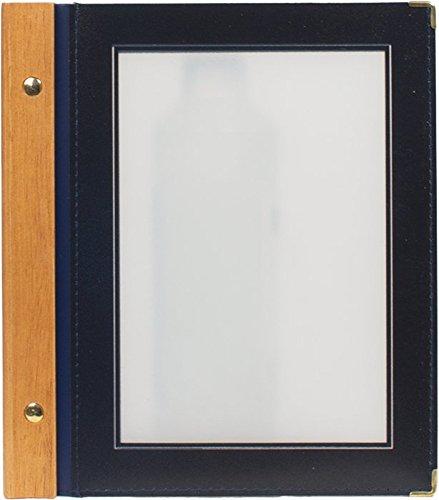 securit-porta-menu-con-2-inserti-in-legno-formato-a5-colore-blu