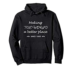 27 Year Old Woman 27th Birthday Gift Vintage Born In 1993 Pullover Hoodie