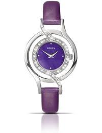 Seksy Damen-Armbanduhr Analog Quarz 4524.37
