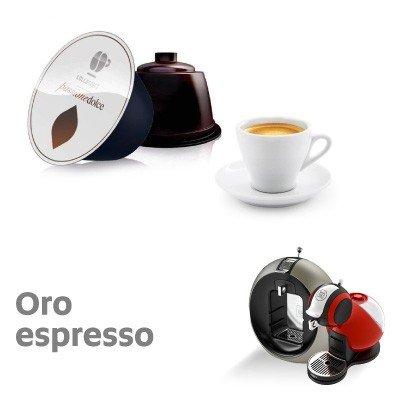 192 capsule caffè LOLLO miscela ORO compatibili NESCAFÈ DOLCE GUSTO