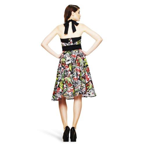 Bunny b-mOVIE clair 50 4141 multi-robe noir Multicolore - Multicolore
