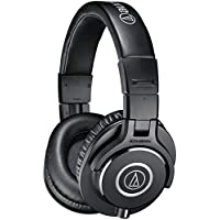 Audio-Technica ATH-M40X Professional Headphones - Black