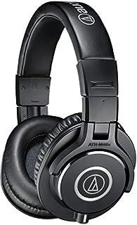 Audio-Technica ATH-M40X Professional Headphones - Black (B00HVLUR54) | Amazon Products