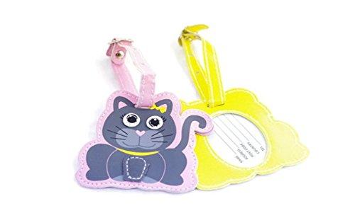 Pussy Cat Gepackanhänger