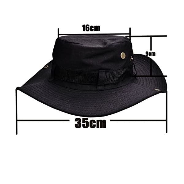 Beileer Stylish Sun Hat UV Protection Outdoor Bucket Hat for Outdoor Fishing Camping Cycling Hunting Golf Hiking