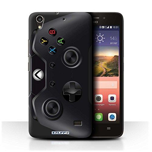 Stuff4® Hülle/Hülle für Huawei Ascend G620S / Xbox One Muster/Spielkonsolen Kollektion