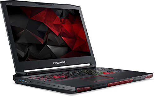 "Acer Predator 17 X GX-791-74YL 2.7GHz i7-6820HK 17.3"" 3840 x 2160pixels Nero - notebooks (i7-6820HK, Touchpad, Windows 10 Home, Lithium-Ion (Li-Ion), 64-bit, Intel Core i7-6xxx)"