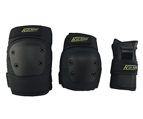 Mystery 3 in 1 Knee Elbow Pads W...
