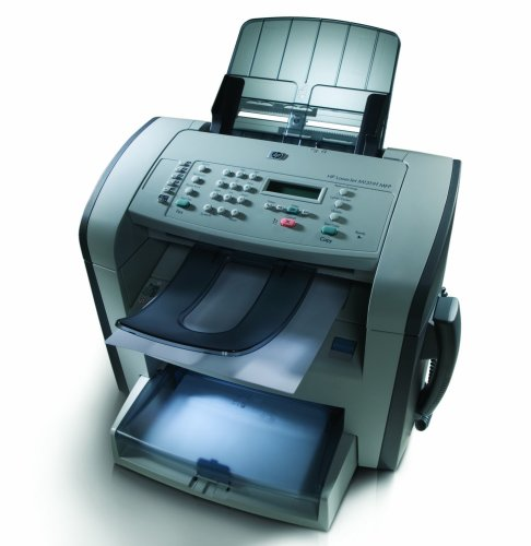 Bargain HP LaserJet M1319f Multifunction/All in One: Fax, Scan, Print, and Copy Network Printer