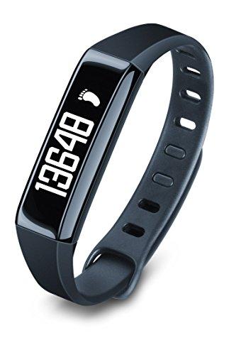 Beurer AS 80 Aktivitätssensor, optimale Aktivitätskontrolle und Schlafanalyse, Kalorienverbrauch, mit App - 2