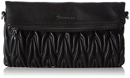 TamarisBESS Clutch Bag - Pochette Donna Schwarz (black comb 098)