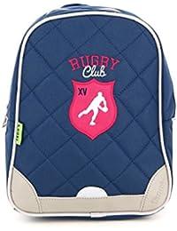 Tann's - petit sac à dos garçon Rugby (t5rugsds)