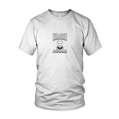 Mad Shirt Max Kostüm - Lord Humungus - Herren T-Shirt, Größe: M, Farbe: weiß