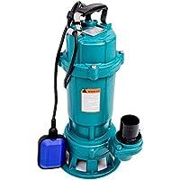 Tauchpumpe 1500W IBO 1,5 kW mit Zerkleinerer - Pumpe, Wasserpumpe, FÄKALIENPUMPE, SCHMUTZWASSERPUMPE mit SCHNEIDWERK,