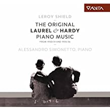 The Original Laurel & Hardy Piano Music