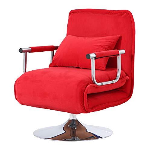 Axdwfd Liegestuhl Büro Klappstuhl Mittagspause Recliner Klappstuhl Siesta Chair Home Reclining...
