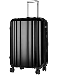 WindTook maleta de viaje equipaje de mano maleta duro , Maleta, Material Buena, 4 ruedas De tres piezas