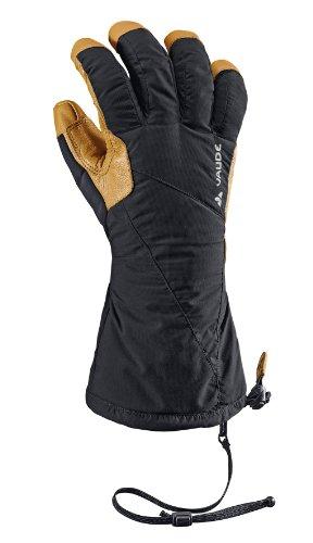 VAUDE Handschuhe Aletsch Sympatex Gloves, black, 7, 04756
