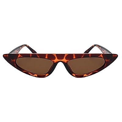 Damen Mode Cateye Sonnenbrillen