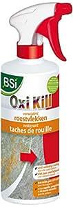 BSI 1604 Oxi Kill® Nettoyeur tache de rouille pour surfaces/objets/dallages 500 ml