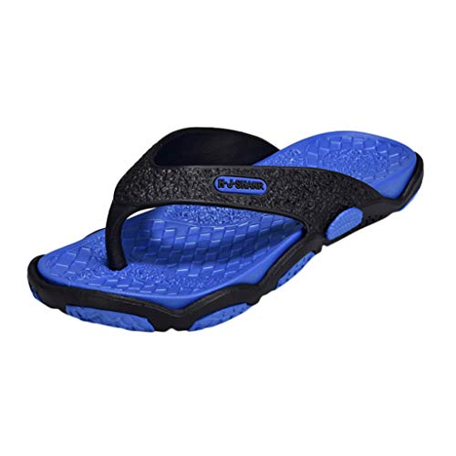 ♥ Loveso♥ Herren Flip Flops Surfen Zehentrenner Sports Sandalen Beach/Pool Pantoffeln Schuhe -