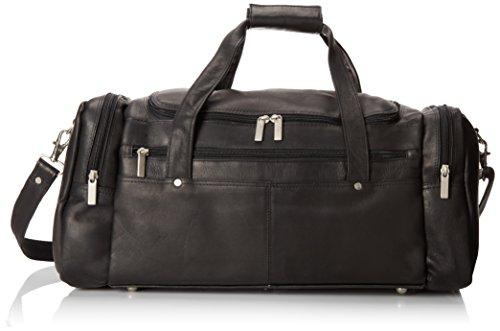 david-king-co-20-x-10-inch-duffel-black-one-size
