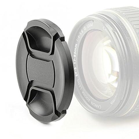 Capuchon d'objectif pour Sigma 10-20mm F4.0-5.6 120-400mm F4.5-5.6 135-400mm 4.5-5.6 (77mm)