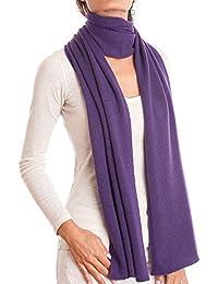 Amazon.fr   Violet - Echarpes et foulards   Accessoires   Vêtements 6ac2b562fd2