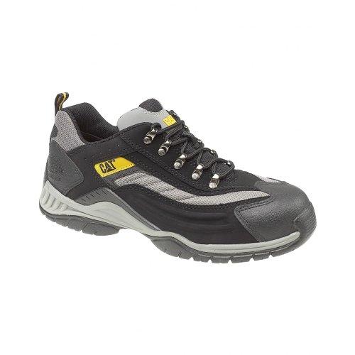 Caterpillar, Black Chaussures À Lacets Pour Hommes