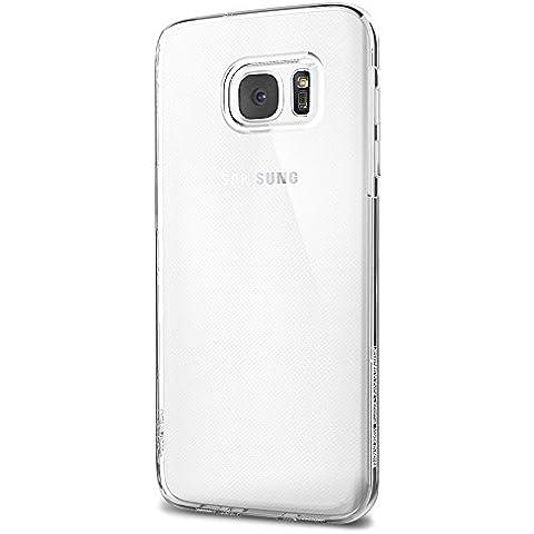 Funda Galaxy S7 Edge, Spigen [Ultra Delgada] Carcasa para Samsung Galaxy S7 Edge Cover Liquid Crystal - Transparente
