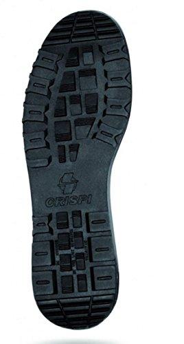 CRISPI Schuhe Sahara Evo Schwarz Schwarz