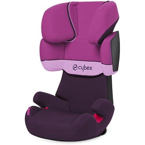 Cybex plateado solución X asiento de coche grupo 2/3(15–36kg) niño 2016