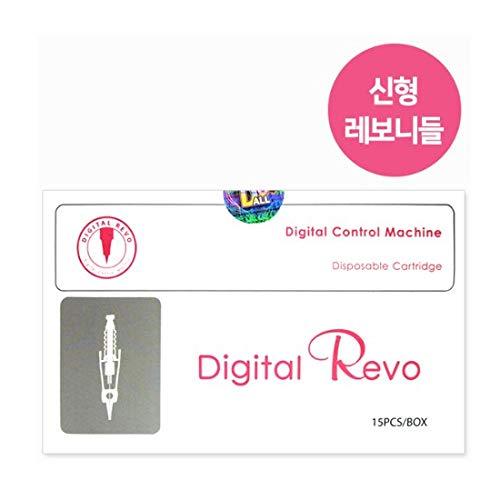 BOMTECH Digital Revo Needle Cartridge 15PCS/BOX (10RSL)