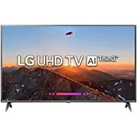 LG 108 cm (43 Inches) 4K UHD LED Smart TV 43UK6360PTE (Brown) (2018 model)