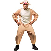 Costume de cochon adulte