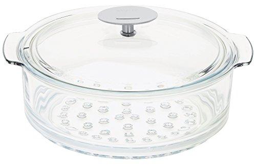 Cristel ECVV20Dampfgarer aus Glas