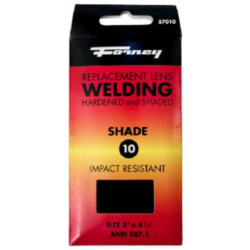 FORNEY INDUSTRIES57010REPLACEMENT SHADE WELDING LENSES-REPLACEMENT SHADE LENS