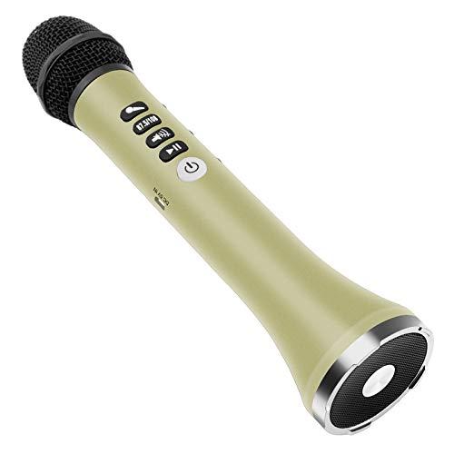 Cikuso Micrófono Inalámbrico De Karaoke Altavoz