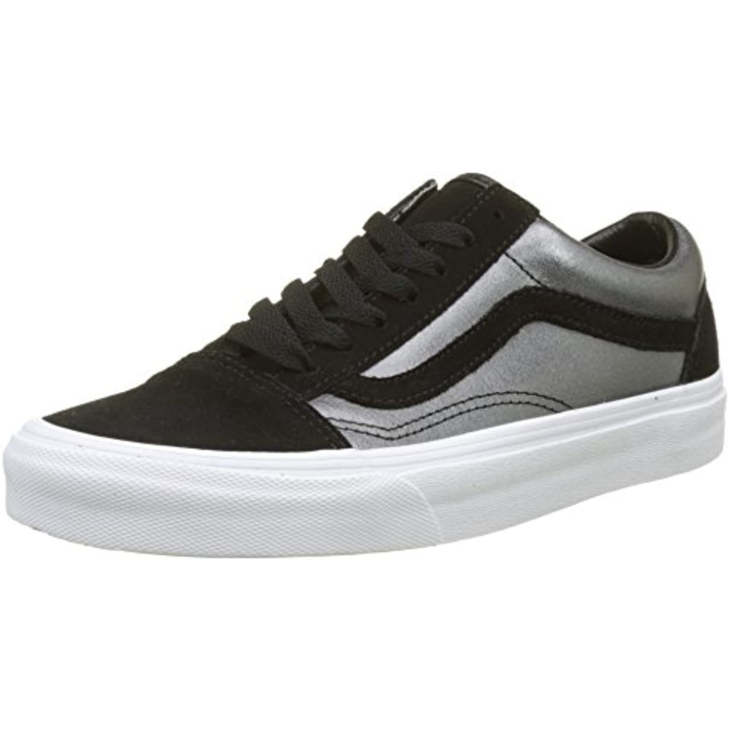 Vans Old Skool Leather, Zapatillas para Mujer -
