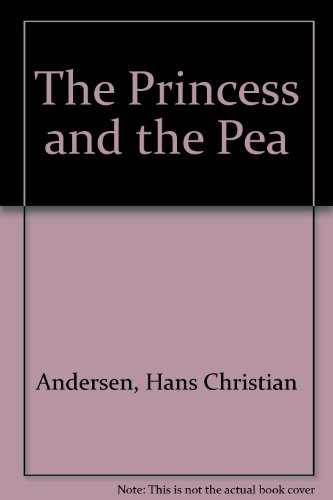 Book cover for The Princess and the Pea