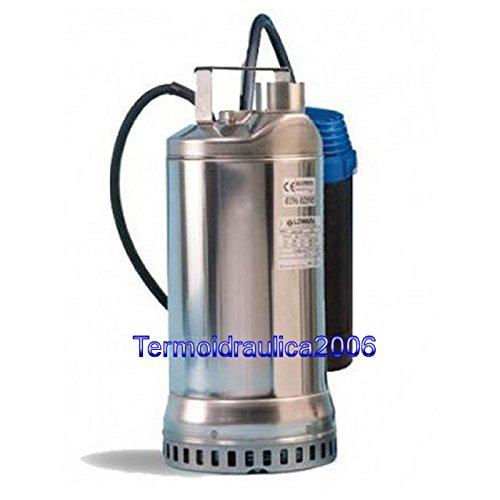 Lowara DIWA Pompes pour eaux claires ou sales DIWA11/BGT 1,1KW 1,5HP 230V 50HZ