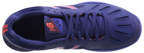 New Balance Wc60v1, Chaussures de Tennis Homme Multicolore (Blue/Red/Violett)