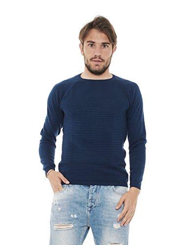 Diktat - Pull - Homme Bleu