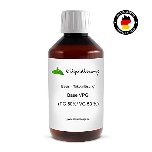Liquid Base VPG Mischung ( PG 50 % / VG 50 % )