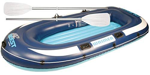 Waimea Schlauchboot 88YI für 2 Personen bis 200 kg Marine Marine/Hellblau/Weiß, Standard