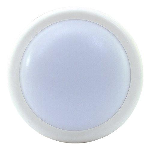 ritos Lampe Extérieur LED IP44, 14 W/1000 Lumens, Blanc